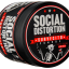 SUAVECITO X SOCIAL DISTORTION FIRME (STRONG) HOLD POMADE ( LIMITED EDITION) thumbnail 1