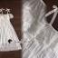 Seoul Secret Say's... Girly Bow Cami Tie Maxi Dress thumbnail 6