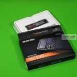[SSD] SAMSUNG 960 EVO M.2 250GB SSD (MZ-V6E250BW)