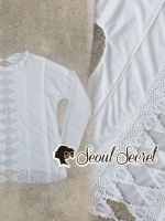 เสื้อผ้าแฟชั่นเกาหลี Seoul Secret Say's... Cirly Stick Bohe Style Vinted