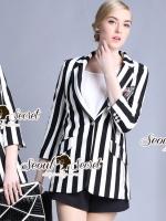 Seoul Secret Say's... Stripy Chic Outer Suite