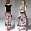 Lady Ribbon Korea Dress &#x1F380 Lady Ribbon's Made &#x1F380 Lady Rachelle Wild Animal Printed Set thumbnail 1