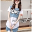Lady Ribbon Korea Dress LR16060616 &#x1F380 Lady Ribbon's Made &#x1F380 Lady Dree Street Chic Sequin and Studded Denim Set thumbnail 3