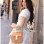 Lady Ribbon's Made &#x1F380 Lady Elizabeth Sweet Feminine Layered Mini Lace Dress in White thumbnail 8