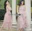 Lady Jane Baby Pink Lace Single Dress thumbnail 2