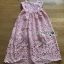 Lady Jane Baby Pink Lace Single Dress thumbnail 7