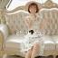 Lady Ribbon Korea Brand SS04300516 Seoul Secret Say's... Classy Flora Lace Dress thumbnail 5