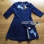 Dress Lady Ribbon Korea Mini Dress มินิเดรส thumbnail 7