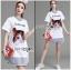 Lady Ribbon Korea Cutting LR05230616 &#x1F380 Lady Ribbon's Made &#x1F380 Lady Elena Preppy Cutie Kitten Embroidered Cotton Dress thumbnail 3