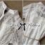 Lady Ribbon Korea LB14160516 &#x1F380 Lady Ribbon's Made &#x1F380 Lady Jennifer Sweet Button Down Organza Lace Dress thumbnail 6