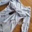 Lady Ribbon Korea LR11230516 &#x1F380 Lady Ribbon's Made &#x1F380 Lady Mila Sweet Minimal Back-Ribbon Baby Blue Dres thumbnail 5