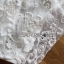 Lady Ribbon White Lace Jacket thumbnail 7