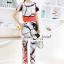Lady Ribbon Korea Brand SS14060616 Seoul Secret Say's... Moshino Style Belty Set thumbnail 2