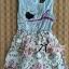 Lady Ribbon's Made &#x1F380 Lady Anna Dreamy Garden Embroidered Sleeveless Dress thumbnail 13