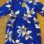 Brand Sevy Chilaxing Flower Fresh Blue Mini Dress thumbnail 3