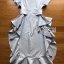 Chic Cotton Ruffle Lady Ribbon Dress thumbnail 7