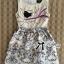Lady Ribbon's Made &#x1F380 Lady Anna Dreamy Garden Embroidered Sleeveless Dress thumbnail 10