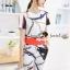 Lady Ribbon Korea Brand SS14060616 Seoul Secret Say's... Moshino Style Belty Set thumbnail 4