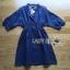Lady Ribbon Korea Dress LR10060616 &#x1F380 Lady Ribbon's Made &#x1F380 Lady Natalie Minimal Chic Crystal Embroidered Organza and Denim Cotton Shirt Dress thumbnail 6