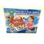 Literacy Fun Game เกมต่อภาษาอังกฤษ
