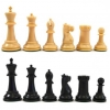 "3.75"" Marshall Series Plastic Chess Pieces"