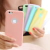TPU สีอ่อนทึบ iphone 6/6s