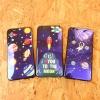 เคสการ์ตูนเคลือบปรอท #3 iphone 6/6s plus