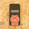 TPU ลายหมีน้ำตาล iphone 6/6s