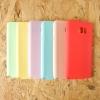 TPU สีอ่อนทึบ Note 5