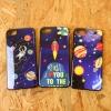 เคสการ์ตูนเคลือบปรอท #3 iphone 7/8