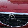 คิ้วกระจังหน้าโครเมี่ยม Mazda3