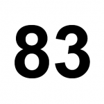 [C83] :: 83