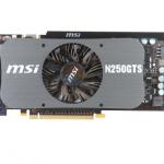 MSI GTS 250 512M 256BIT