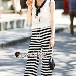 Seoul Secret Say's... Stripe Bundle Waisty Chic Set