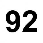[C92] :: 92