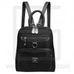 Nano fiber fabric Backpack Women, Black