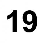 [C19] :: 19