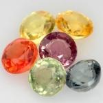 แหวนพลอยแฟนซี (mixed Gem)