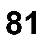 [C81] :: 81