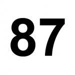 [C87] :: 87