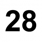 [C28] :: 28