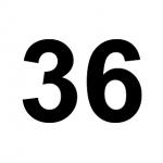 [C36] :: 36