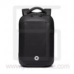 Laptop Notebook Backpack, Waterproof, Business, Travel, Professional looking, Black