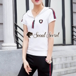 Seoul Secret Say's... Chic Chic Gucci Hood Sport Set