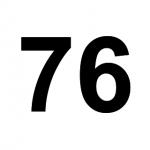 [C76] :: 76