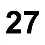 [C27] :: 27