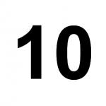 [C10] :: 10