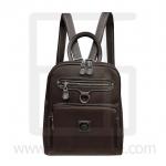 ์Nano fiber fabric Backpack Women, Coffee