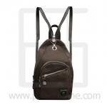 Nano fiber fabrics Women Backpack, Cross-body Women Backpack-Coffee