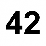 [C42] :: 42